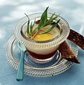 Coddled egg