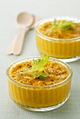 Vegetable mousse