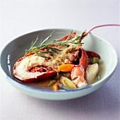 Lobster Pot-au-feu