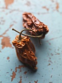 Dried Habanero peppers