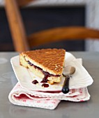 Cherry jam Gâteau Basque
