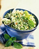 Rice with herbs
