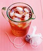 Jug of iced tea