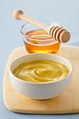 Honey mayonnaise