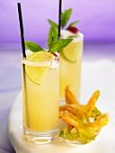 Cuba Punch cocktail