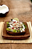 Tahitian salad