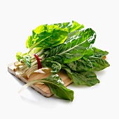 Bunch of swiss chard