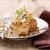 Aveyron veal dish