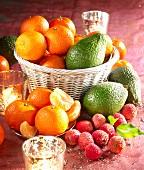 Fruit compostion