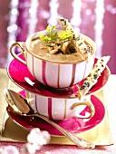 Cream of chestnut soup