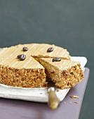 Moka cake