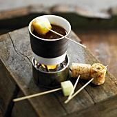Canadian fondue