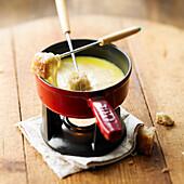 Savoyarde fondue
