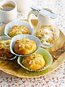 Small quinoa cakes
