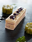 Foie gras mille-feuille