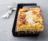 Exotic cheese tart