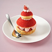 Wild strawberry Religieuse