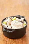 Veal Blanquette