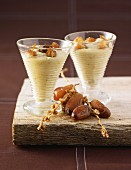 Date mousse