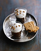 Coffee mousse