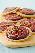 Fig shortbread cookies
