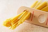 Spaghettis measure