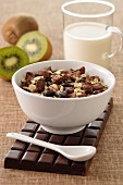 Chocolate muesli