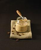 Coffee yoghurt