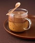 Schoko-Kaffee-Mousse