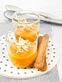 Cream of carrot