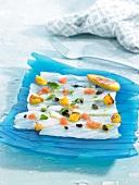 Salt-cod carpaccio