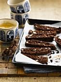 Chocolate and hazelnut Croquants