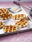 Waffles from Liège