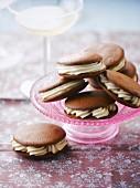 Schokoladen-Whoopies