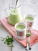 Green gaspacho