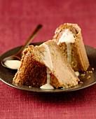 Pralin cheesecake