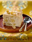 Vatrouchka,Russian raisin cheesecake