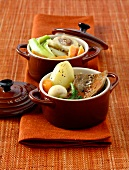Spicy Pot-au-feu casseroles