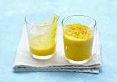 Yellow gazpacho