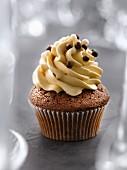 Schoko-Kaffee-Cupcake