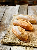 Individual breads