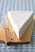 Portion of Brie