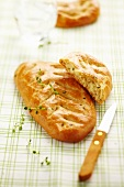 Thyme Fougasse
