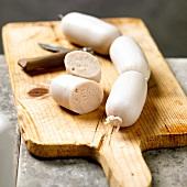 Pheasant white sausage