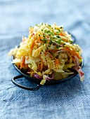 Revisited coleslaw