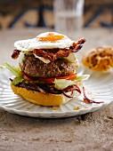 Maxi hamburger