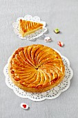 Galette des rois and lucky charms