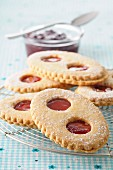 Jam Lunettes cookies
