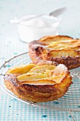 Apple tartlet