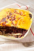Blood sausage Parmentier